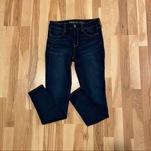 American Eagle High-Rise Super Stretch Jeans!!!